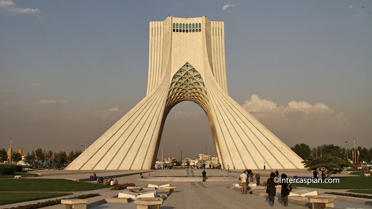 Tehran Tour Guide