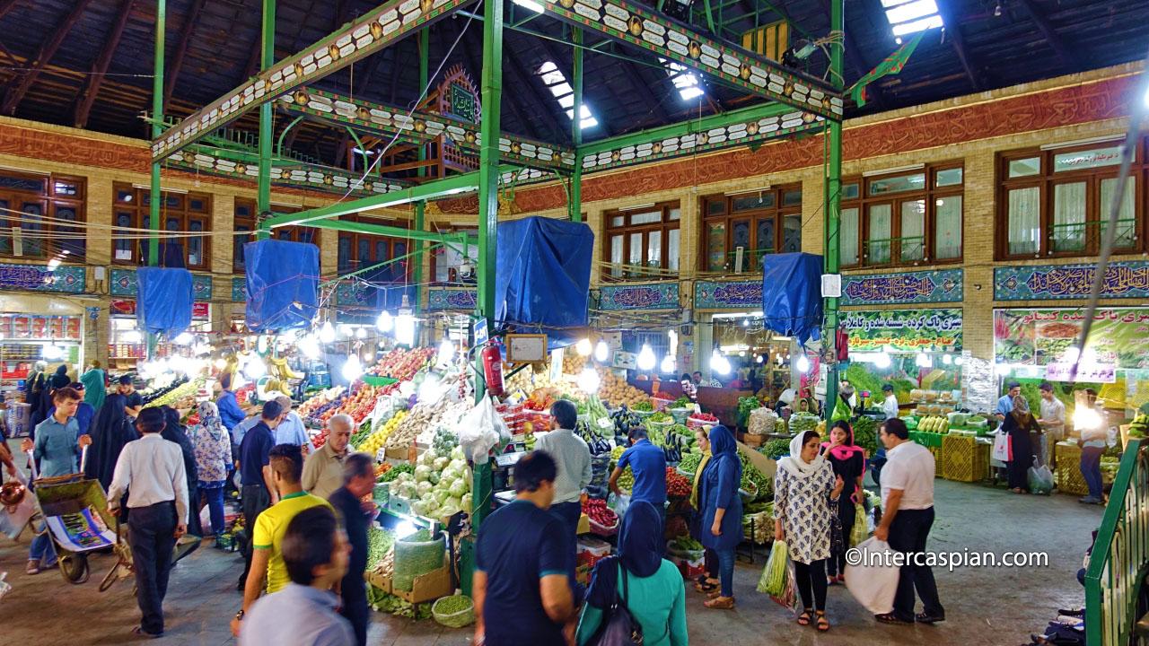 Tehran In Photos Pictures Of Tehran And Tajrish Bazaars